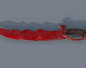ancient 3D sword