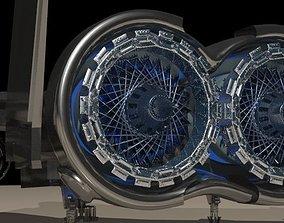 jet ship 4 3D