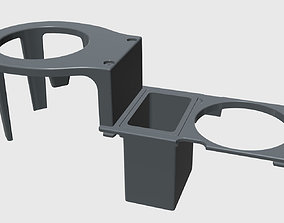 Honda Element Cup Holder 3D print model