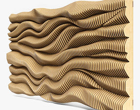 3D parametric wall 06