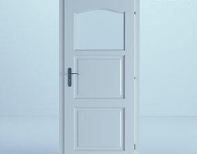 White Door 15 3D model