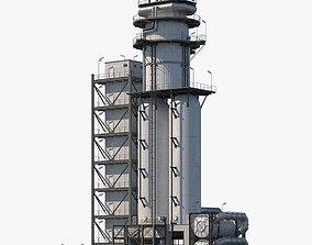 Refinery Module 003 3D