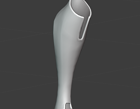 littleleg 3D model