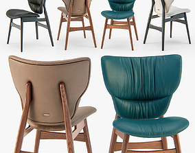 Groovy Cattelan Dumbo Chair 3D Model Cgtrader Caraccident5 Cool Chair Designs And Ideas Caraccident5Info