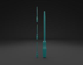 Scanned File Tool 3D Print Model