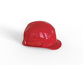 Worker hat 3d model