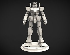 RX-78-2 Gundam 3D printable model