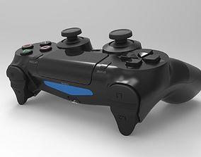 3D model DUALSHOCK 4 FOR PLAYSTATION