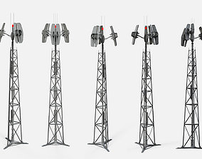 3D model Antenna 14