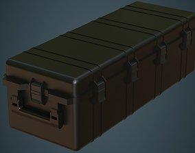 3D model Military Case 4A