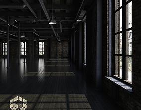Loft Interior 2 3D model