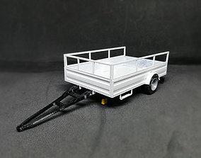 Trailer 3D printable model