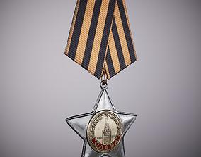 Order of Glory 3D model