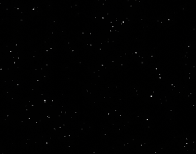 3D Space-World Environment Shader Procedural for Blender 1