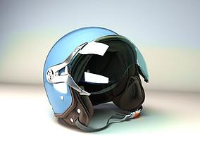 3D model Helmet casque au bol