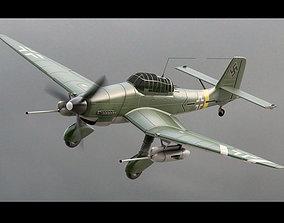 Junkers Ju 87D Stuka 3D