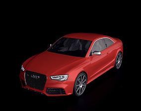 rs5 Audi RS5 3D model