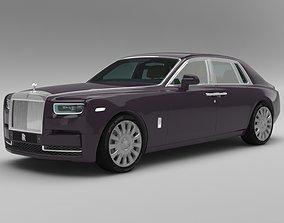 Rolls Royce Phantom luxurance 3D