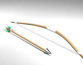 Bow and Arrow - Selfbow 3D