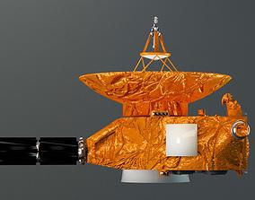 3D model New Horizons space probe v2