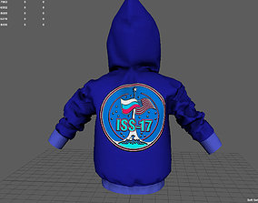 3D asset JACKET KIDS