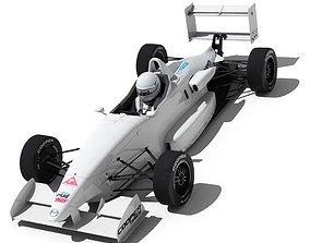 3D model USF 2000 Formula 2014