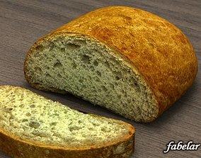 Long loaf 3D