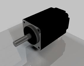 Simple model of Nema 8 stepper motor
