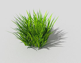 3D model realtime Grass