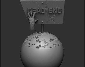 Dead End 3D print model