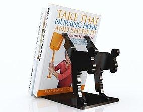 Books holder - karate 3D printable model