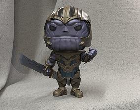 games-toys 3D print model Thanos