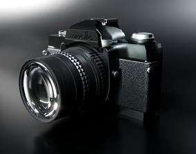 3D Kamera Minolta Analog