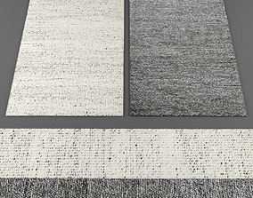 3D model Rugs collection 120
