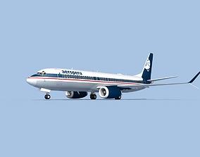 3D model Boeing 737-8 Max Aeroperu
