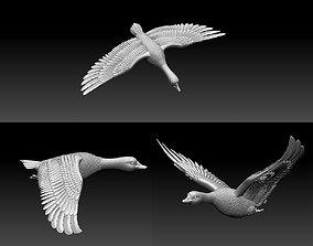 printer goose 3D print model