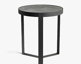 austin side table 3D model