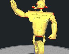 stl 3D printable model Gizmo Duck
