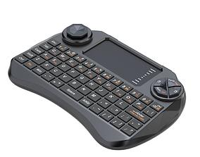 Mini Wireless Keyboard internet 3D model