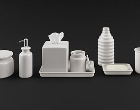 Nawaitu Studio Models Volume 01 Bathroom Accessories 05 3D