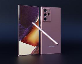 Galaxy Note 20 Ultra 3D model