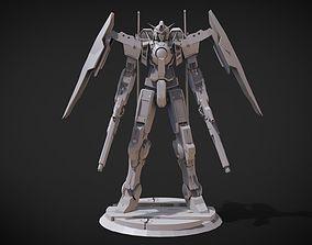 Gundam Artemis 3D print model