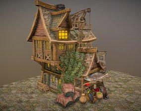Warehouse-Trader 3D model