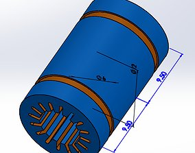 3D Linear Bearing