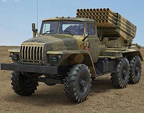 BM-21 Grad 3D