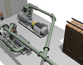 3D Pump system