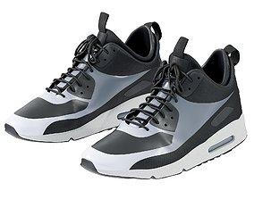 Mens Shoes 1 3D asset