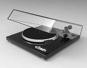 3D model Turntable Deck turntable