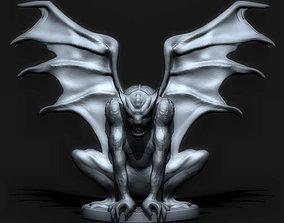 The Gargoyle 3D printable model