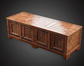 Dresser - MVL - PBR Game Ready 3D asset